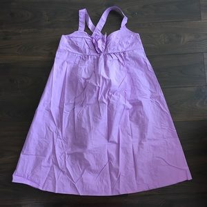 Crewcuts lavender dress Sz 16